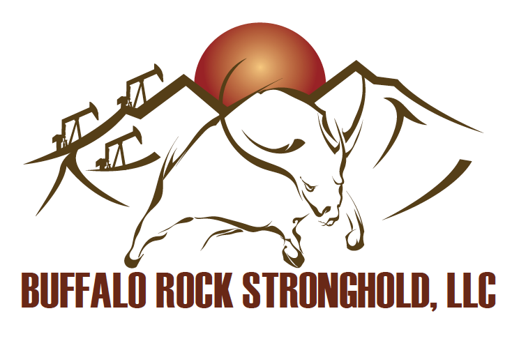 Buffalo Rock Stronghold Logo