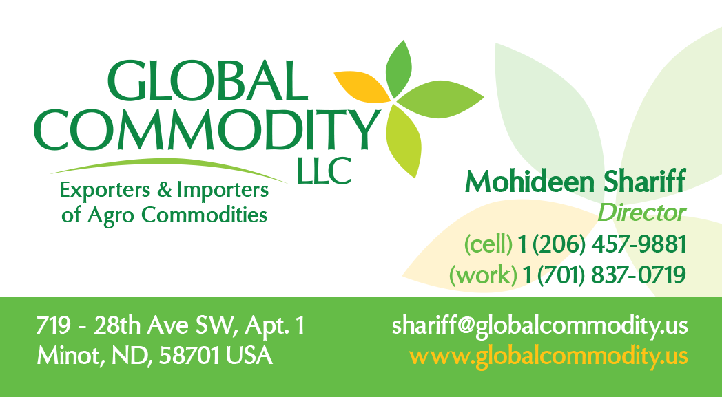 Global Commodity
