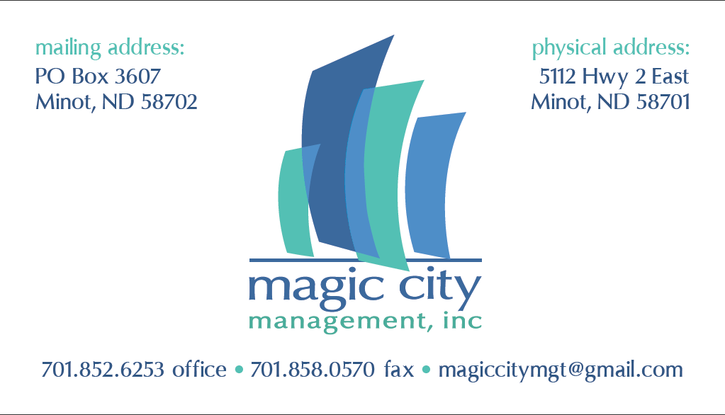 Magic City Management BC