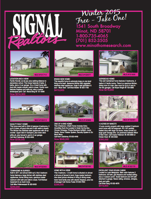 Signal Booklet